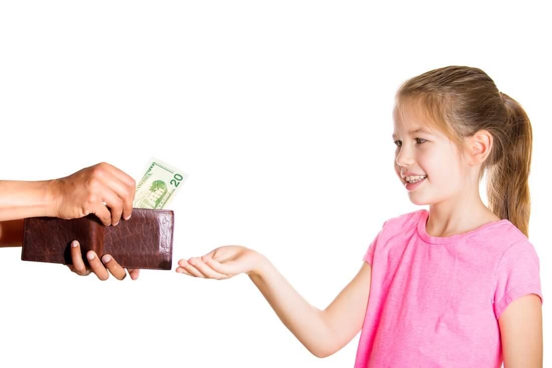 Можно ли написать отказ от алиментов на ребенка?