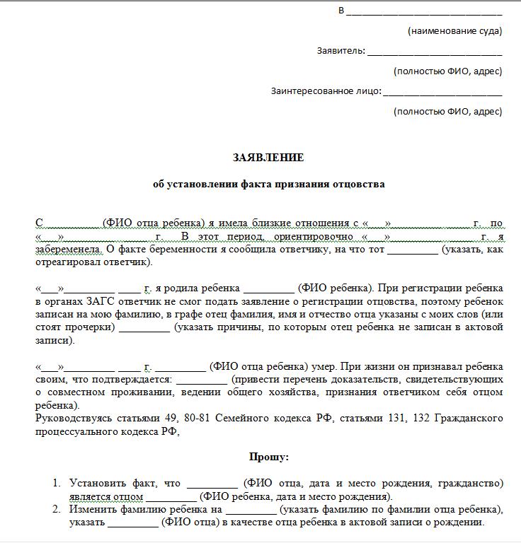 Образец заявления претензии на дейстия банка в банк россии